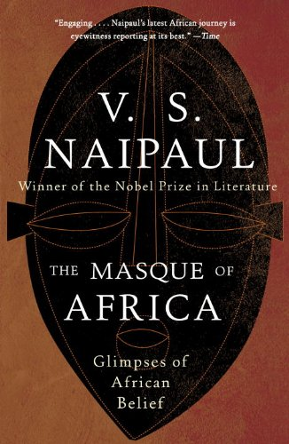 The Masque of Africa: Glimpses of African Belief 9780307454997