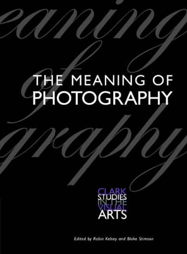 The Meaning of Photography 9780300121506