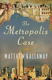 The Metropolis Case 877113