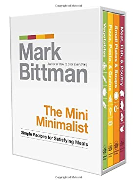 The Mini Minimalist: Simple Recipes for Satisfying Meals 9780307985552