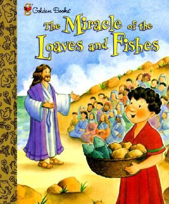 The miracle of the loaves and fishes by pamela broughton for Miracle of the loaves and fishes