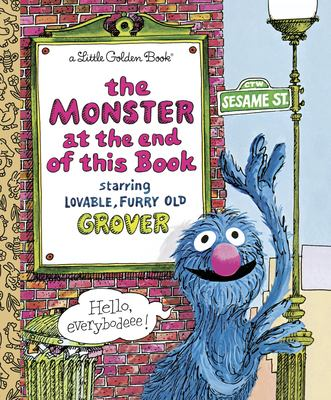 The Monster at the End of This Book (Sesame Street) 9780307010858
