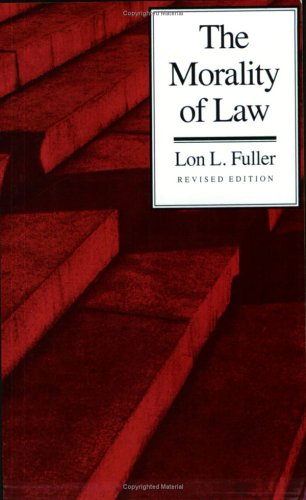 The Morality of Law: Revised Edition 9780300010701