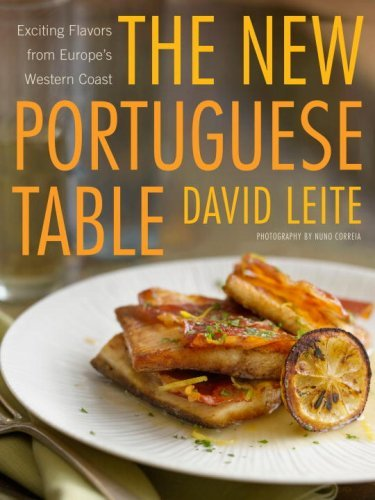The New Portuguese Table: Exciting Flavors from Europe's Western Coast 9780307394415