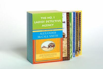 The No. 1 Ladies' Detective Agency Set: The No. 1 Ladies' Detective Agency/Tears of the Giraffe/Morality for Beautiful Girls/The Kalahari Typing Schoo