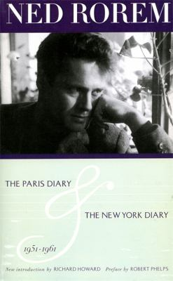 The Paris Diary & the New York Diary 1951-1961 9780306808388