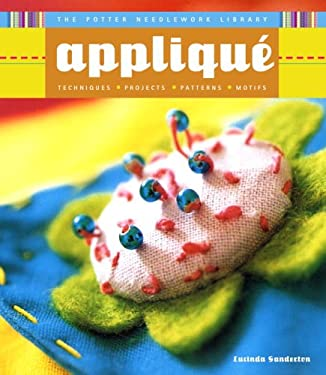 The Potter Needlework Library: Applique 9780307336675