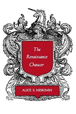 The Renaissance Chaucer 9780300017687