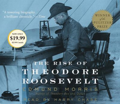 The Rise of Theodore Roosevelt 9780307878199