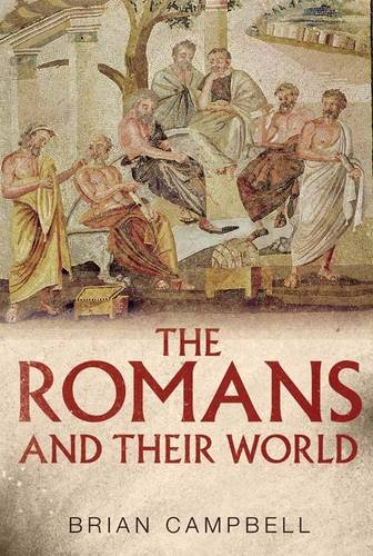 The Romans and Their World: A Short Introduction 9780300117950