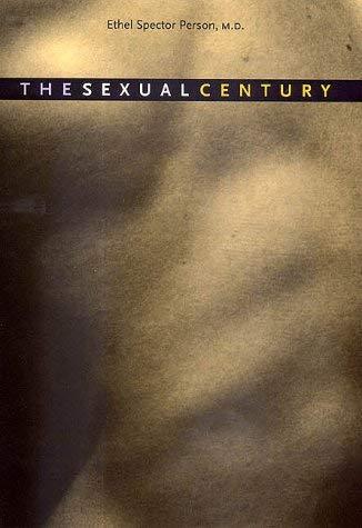 The Sexual Century 9780300076042