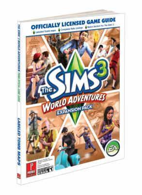 The Sims 3: World Adventures: Expansion Pack 9780307466594