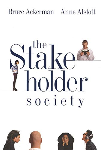 The Stakeholder Society 9780300082609