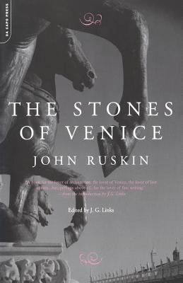 The Stones of Venice 9780306812866