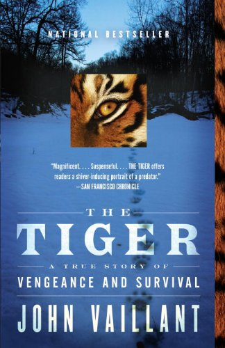 The Tiger: A True Story of Vengeance and Survival 9780307389046