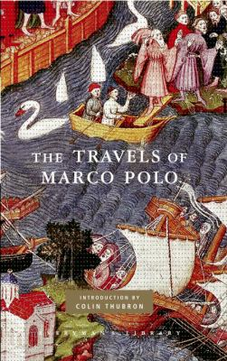 The Travels of Marco Polo 9780307269133
