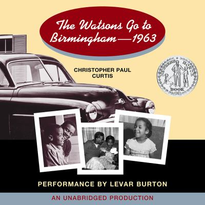 The Watsons Go to Birmingham - 1963 9780307243171
