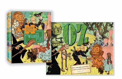 The Wizard of Oz Jigsaw Puzzle: 500 Pieces 9780307450883