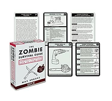 The Zombie Survival Guide Deck: Complete Protection from the Living Dead 9780307406453