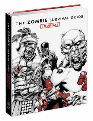 The Zombie Survival Guide Journal 9780307952301