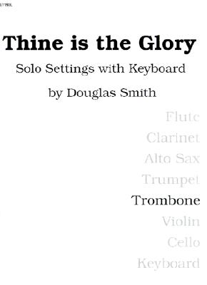 Thine is the Glory: Solo Settings with Keyboard