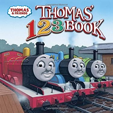 Thomas' 123 Book (Thomas & Friends) 9780307982032