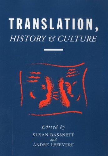 Translation, History, & Culture 9780304336227