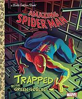 Trapped by the Green Goblin! (Marvel: Spider-Man) (Little Golden Book) 21404628