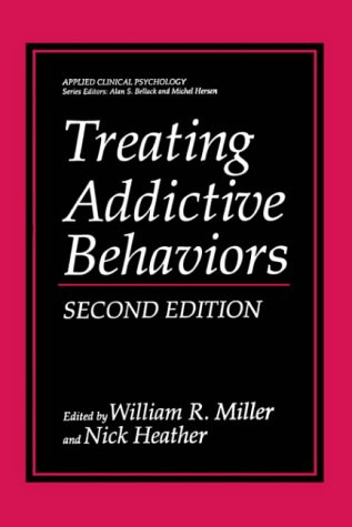 Treating Addictive Behaviors 9780306484506