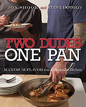 Two Dudes, One Pan: Maximum Flavor from a Minimalist Kitchen 9780307382603