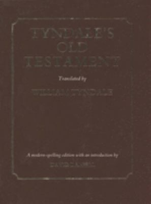 Tyndale's Old Testament 9780300052114