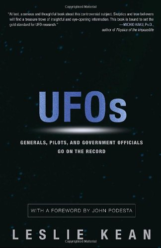 UFOs: Generals, Pilots and Government Officials Go on the Record 9780307716842