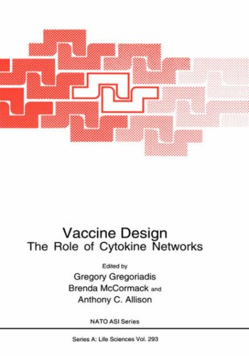 Vaccine Design: The Role of Cytokine Networks 9780306458187
