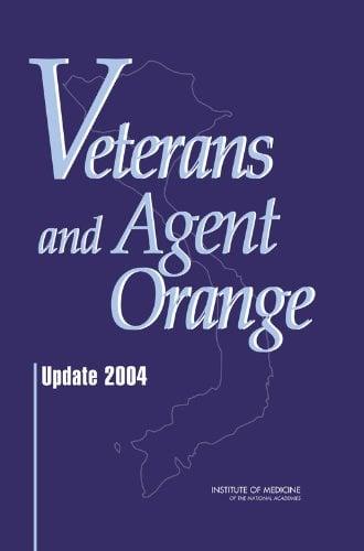 Veterans and Agent Orange: Update 2004 9780309095983