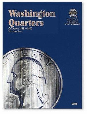 Washington Quarters: Collection 1988 to 2000, Number Four 9780307090386