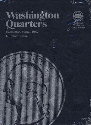 Washington Quarters: Collection 1965-1987, Number Three