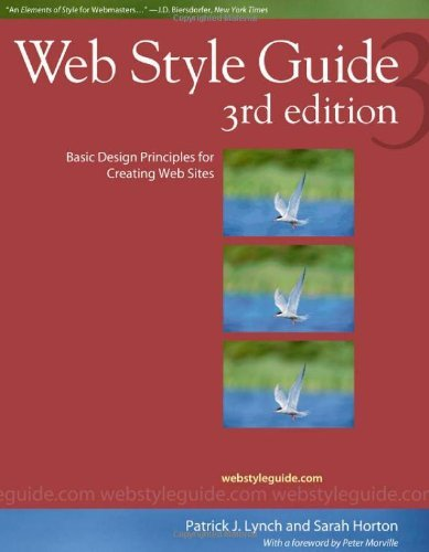 Web Style Guide: Basic Design Principles for Creating Web Sites 9780300137378