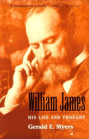 William James: His Life and Thought 9780300089172