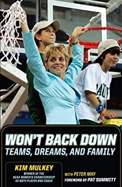 Won't Back Down: Teams, Dreams, and Family 9780306815256