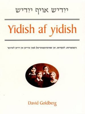 Yidish AF Yidish: Grammatical, Lexical, and Conversational Materials for the Second and Third Years of Study 9780300064148