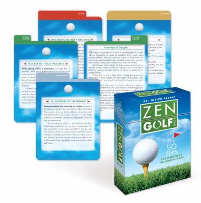 Zen Golf Deck 9780307590565