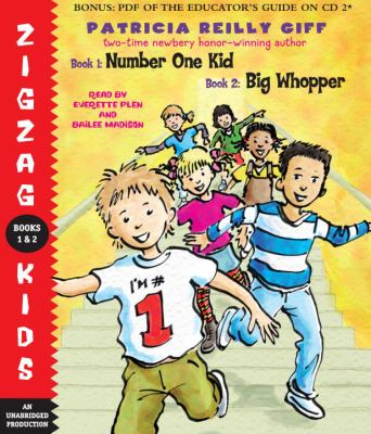 Zigzag Kids Collection: Books 1 and 2: #1: Number One Kid; #2: Big Whopper