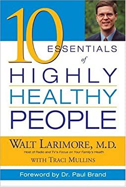 10 Essentials of Highly Healthy People 9780310240273