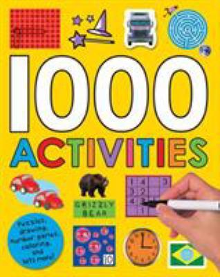 1000 Activities 9780312506506
