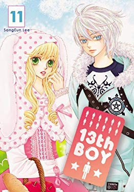 13th Boy, Vol. 11 9780316190824