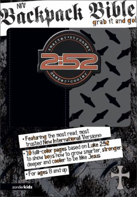 2:52 Backpack Bible-NIV 9780310710134