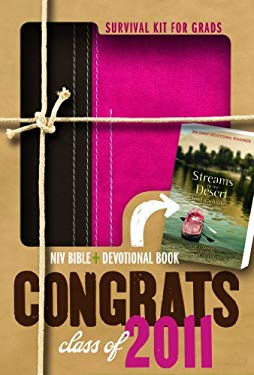 Survival Kit for Grads-NIV: Congrats Class of 2011 [With Streams in the Desert]