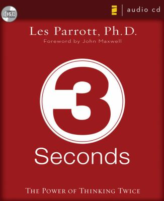 3 Seconds: The Power of Thinking Twice 9780310277378