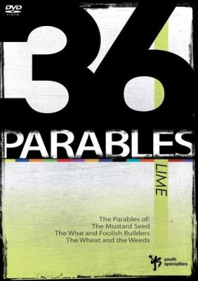 36 Parables: Lime: The Parables of the Mustard Seed, the Wise and Foolish Builders, and the Wheat and the Weeds 9780310280828