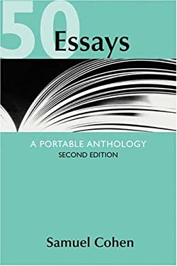 50 essays samuel cohen ebook Abebookscom: 50 essays: a portable anthology (9781319043728) by samuel cohen and a great selection of similar new, used and collectible books available now at great prices.
